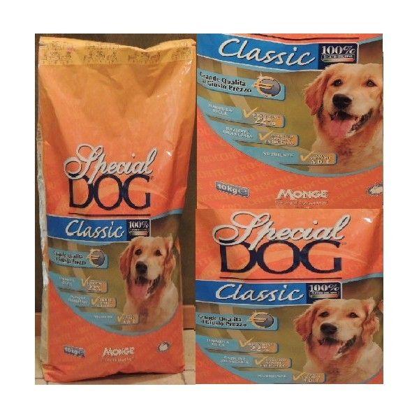 Special Dog Crocchette kg 10 Classic