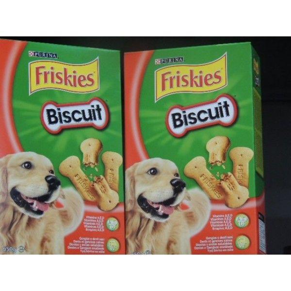 Biscuit Friskies gr. 650