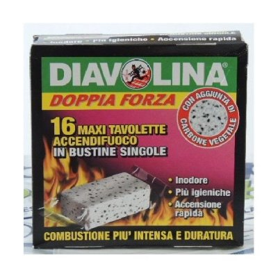 Diavolina Doppia Forza 16 Cubi