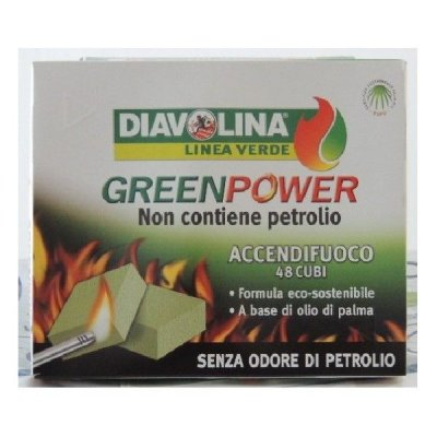 Diavolina GreenPower No Petrolio 48 Cubi