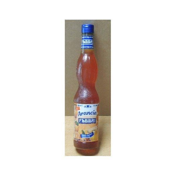 Sciroppo Fabbri Arancia ml 560 Gluten Free