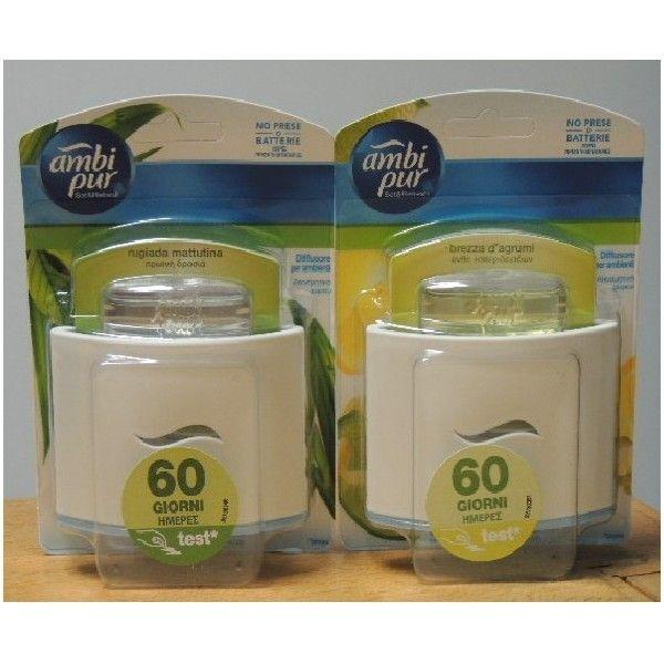 AmbiPur Deodorante Casa Set&Refr Rugiada