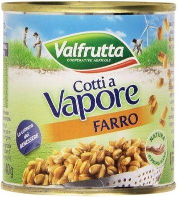 Valfrutta Farro Al Vapore gr. 150 X 3