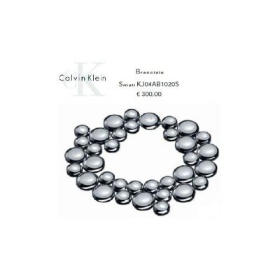 Calvin Klein Bracciale Acciaio Small
