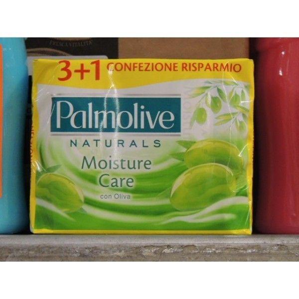 Sapone Palmolive X 3 + 1 Verde