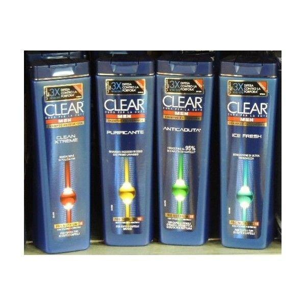 Shampoo Clear Anti Prurito ML 250