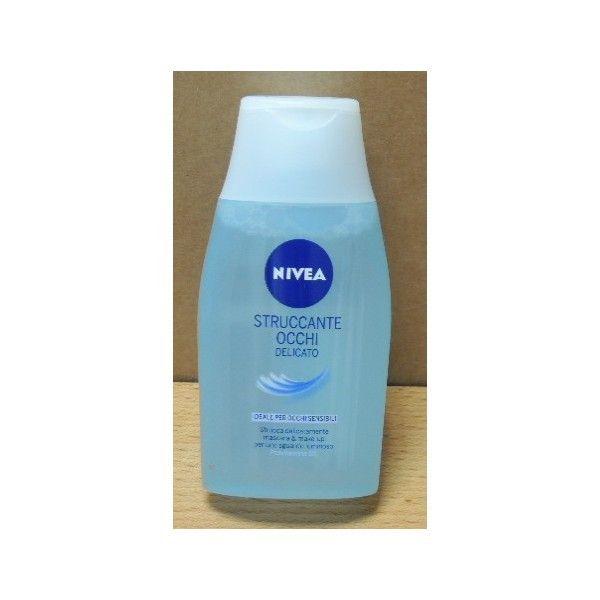 Nivea Struccante Occhi Delicato Liquido ml 125