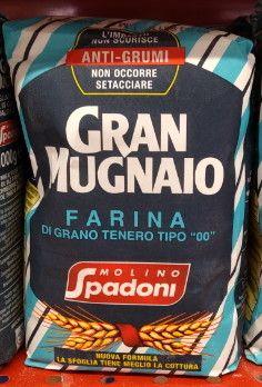 Farina Gran Mugnaio Spadoni 00 Kg 1