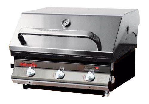 Euro 3 da incasso con cappa forno