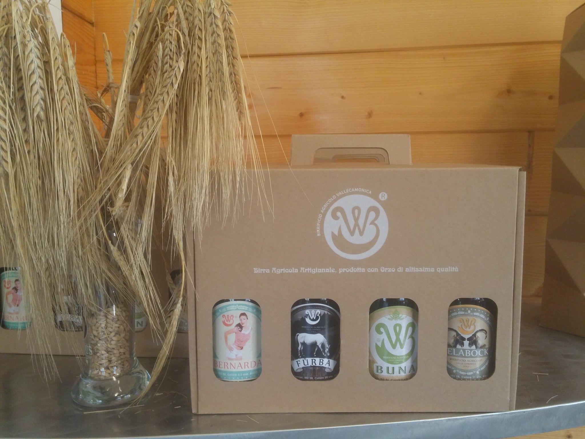 Confezione Regalo 4 Birre assortite