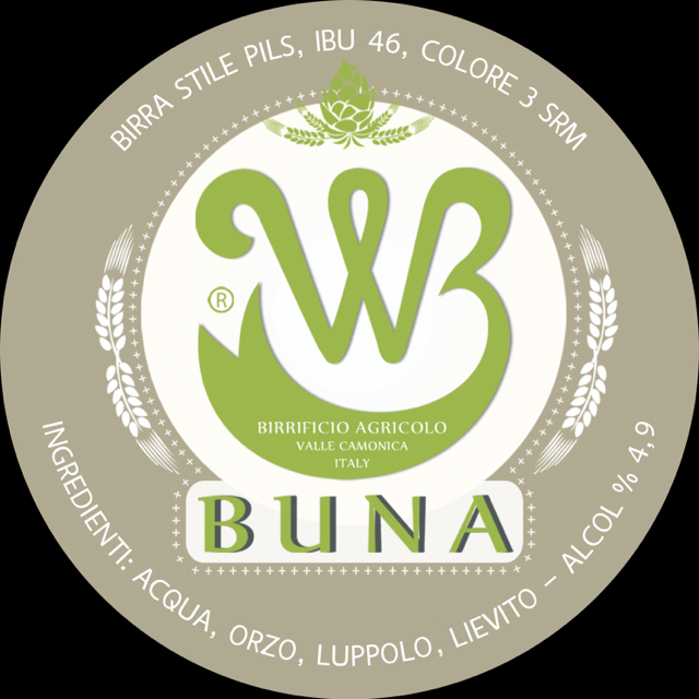 Birra Artigianale Agricola Buna Conf.da 12 Bott.