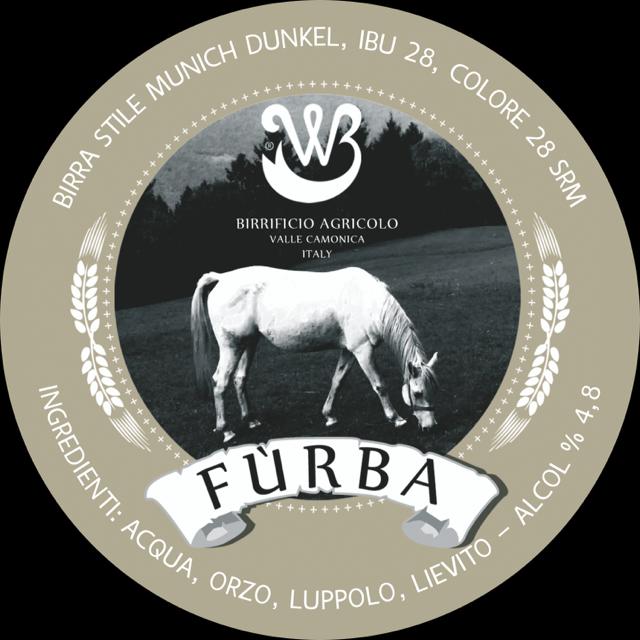 Birra Artigianale Agricola Furba Conf.da 12 Bott.