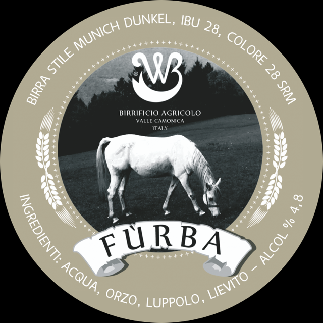 Birra Artigianale Agricola Furba Conf.da 6 Bott.