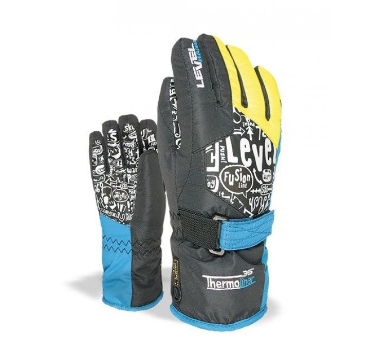 LEVEL GUANTI GLOVE LOGOS