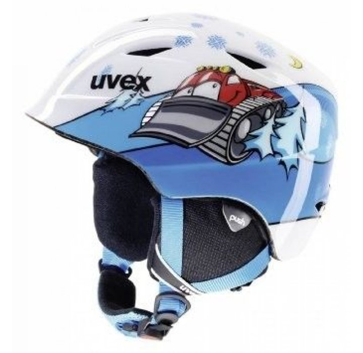 UVEX CASCO JR AIRWING