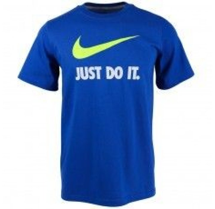 TSHIRT NIKE GAME ROYAL 709952-480