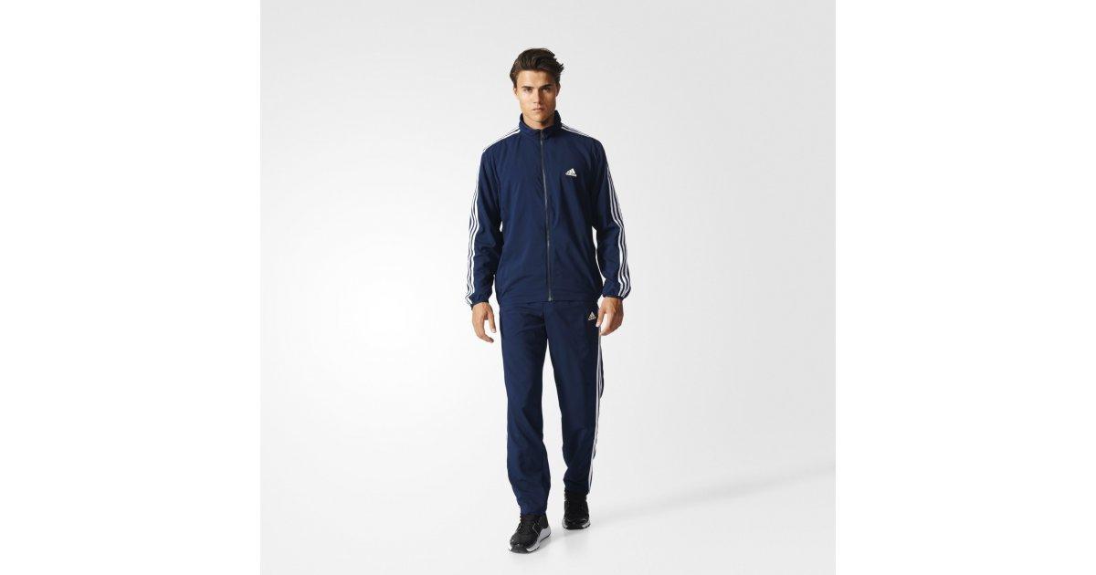 0fed92f9a33f ADIDAS TUTA BK4102 M | TEMPO LIBERO UOMO Abbigliamento Tute | Shop Online:  Sport Club Costa Volpino