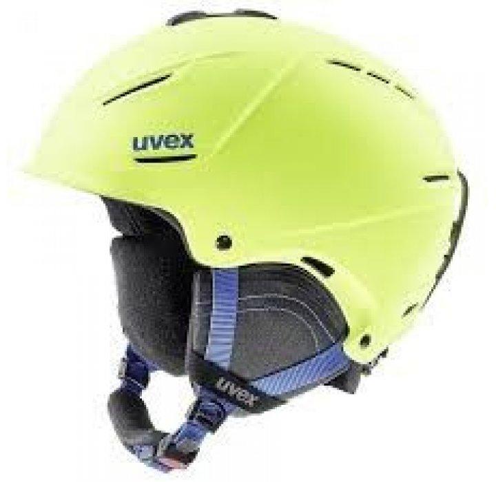 UVEX CASCO P1US LIME MAT