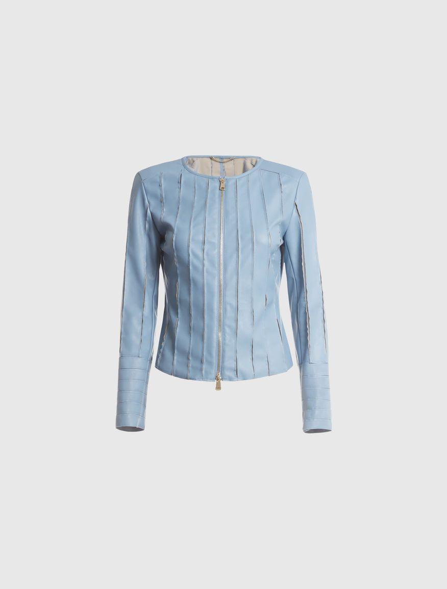 info for 9c730 3d778 Mod Sonda Abbigliamento Giacca Ecopelle 10 Donna Marella ...