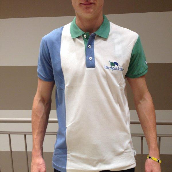 Polo Shirt Harmont&Blaine Art. LX638 var. 100