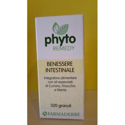 Phyto Remedy LASSATIVO  320 granuli -  FARMADERBE