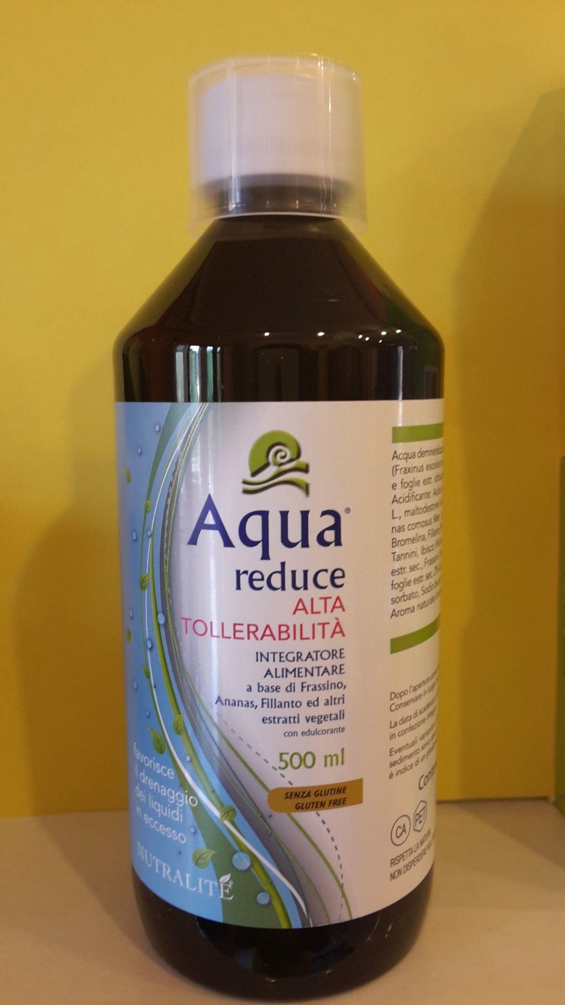 AQUA  Reduce Drenante Alta Tollerabilita' 500 ml - Farmaderbe