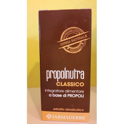 Propolnutra Classico  Estratto Idroalcolico 30 ml- FARMADERBE