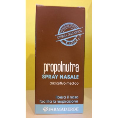 Propolnutra Sprauy Nasale 15 ml - FARMADERBE