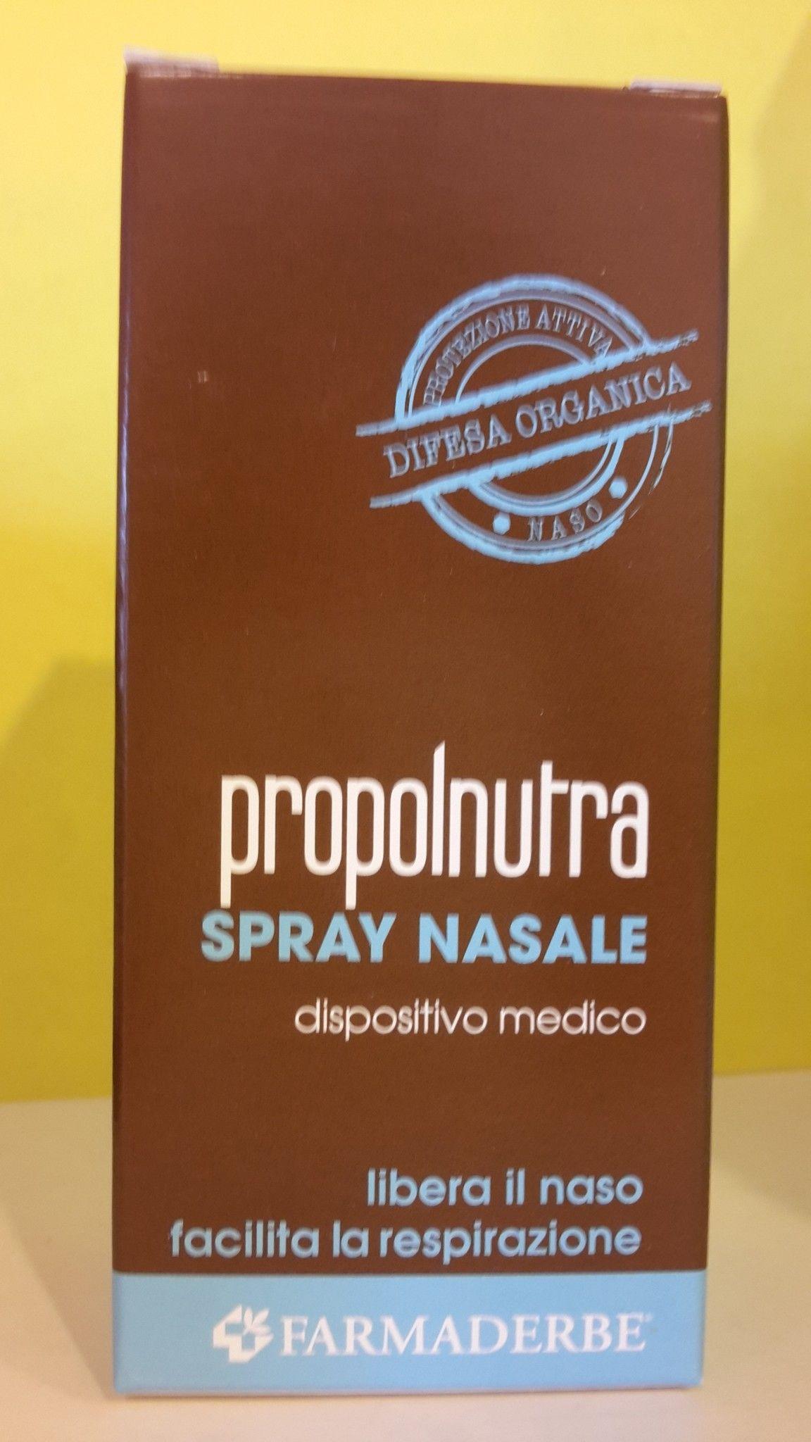 Propolnutra Sprauy Nasale 15 ml - FARMADERBE
