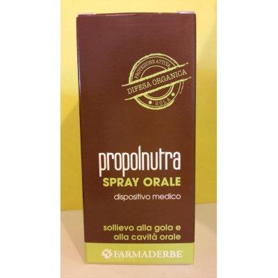 Propolnutra SRAY ORALE 15 ml. FARMADERBE