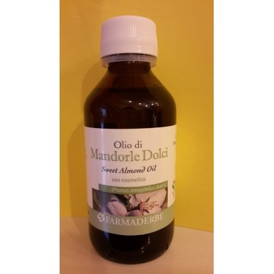 Olio di MANDORLE  DOLCI  100 ml -  FARMADERBE