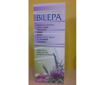 VITAL FACTORS BILEPA Depurativo 500 ml