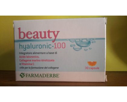 BEAUTY Hyaluronic- 100  -   30 cps - FARMADERBE