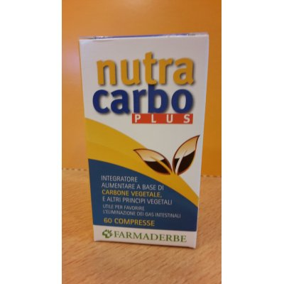 Nutra CARBO plus  60 cor - Farmaderbe