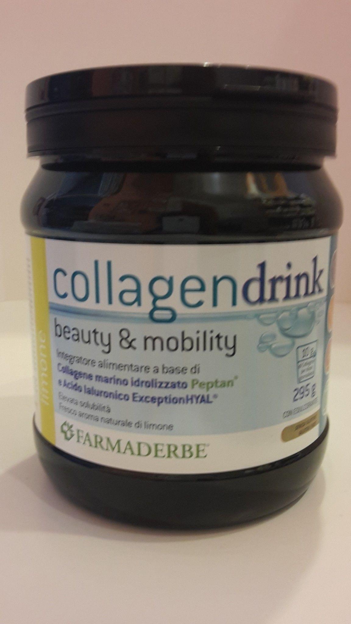 COLLAGENE  Drink  +  ACIDO  Ialuronico -  295 g