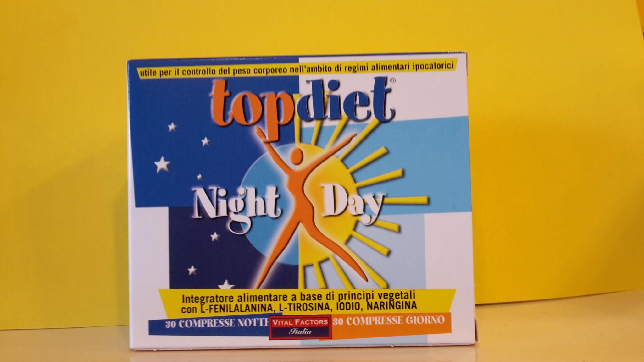 TOP DIET - NIGHT e DAY - Dimagrante  Vital Factors