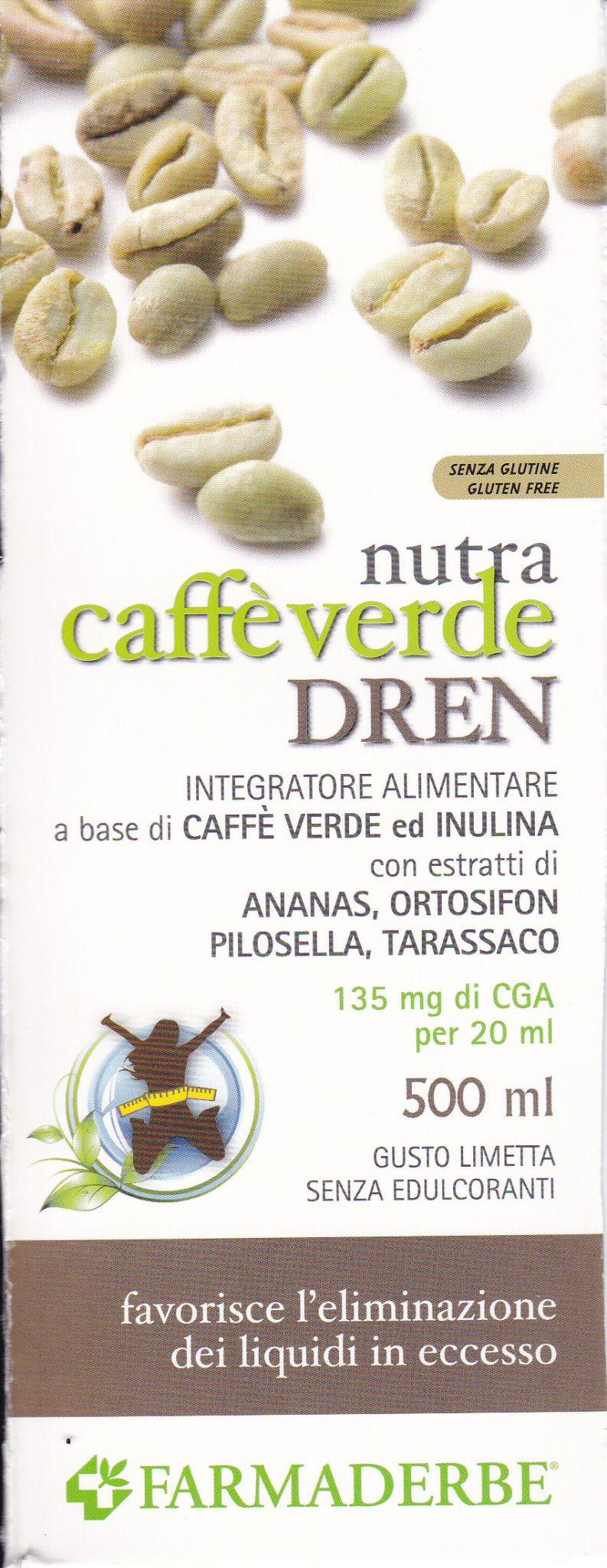 FARMADERBE  N.  CAFFE'  VERDE  DREN