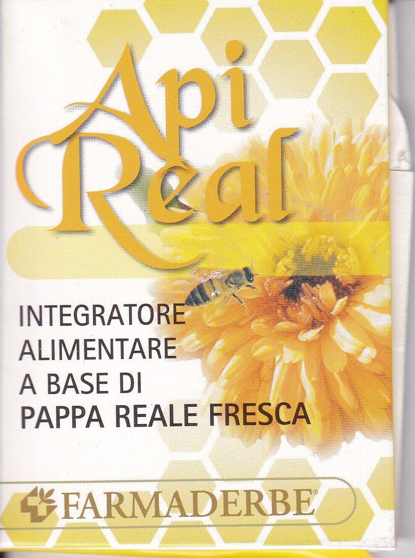 FARMADERBE APIREAL  PAPPA REALE  10 g.