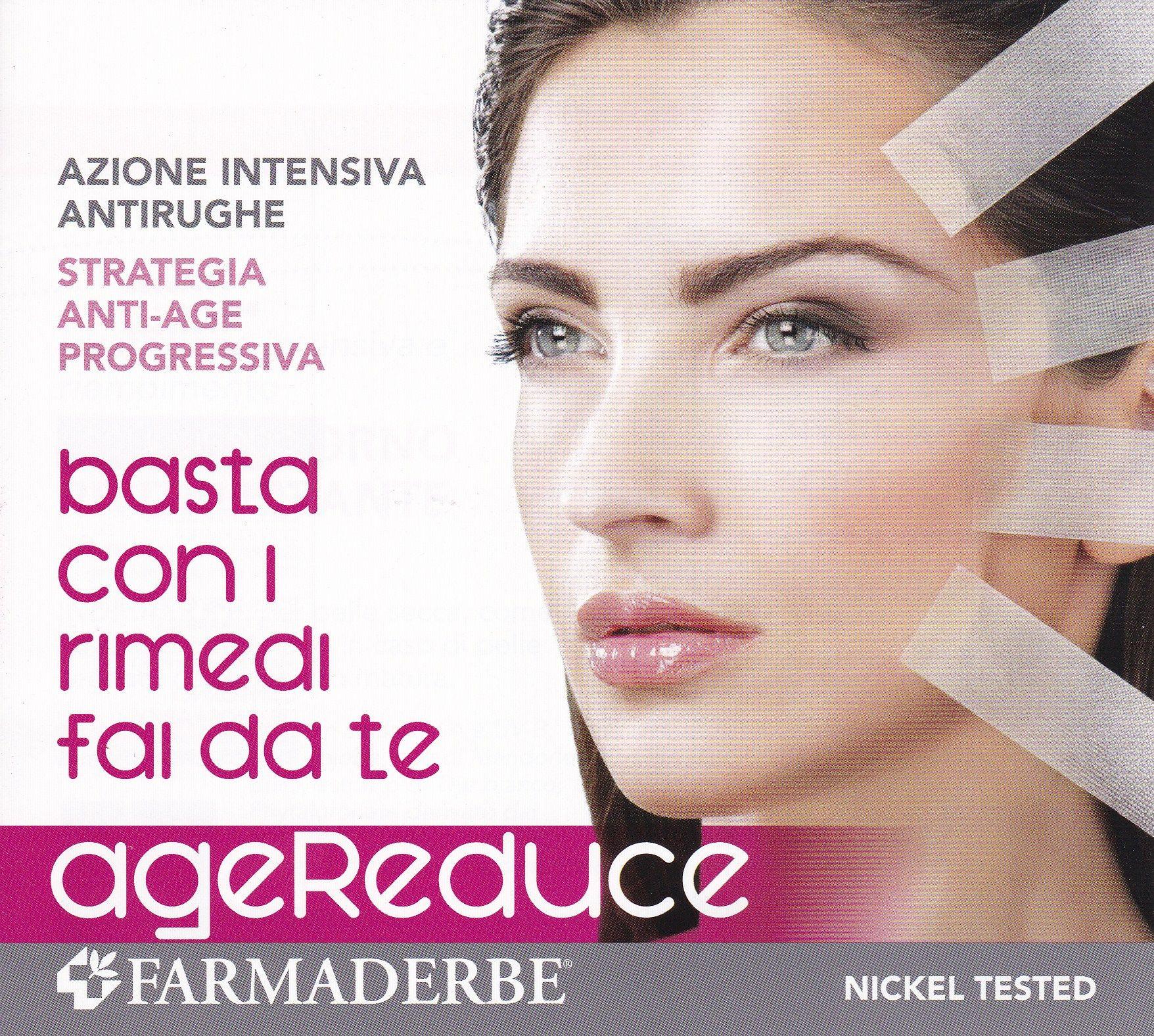 AGEREDUCE crema LABBRA- OCCHI  FARAMDERBE