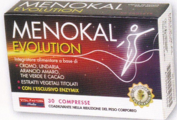 MENOKAL EVOLUTION 30 cpr- VITAL FACTORS