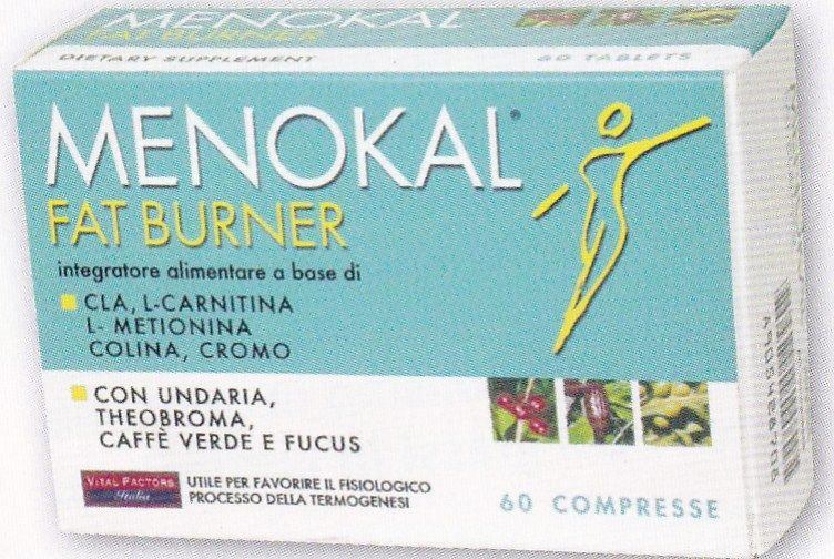 MENOKAL FAT BURNER  60 cps- VITAL FACTORS