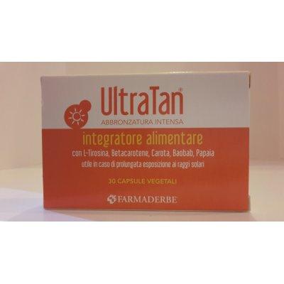 ULTRA TAN  30 CPS  attivatore abbronzatura.