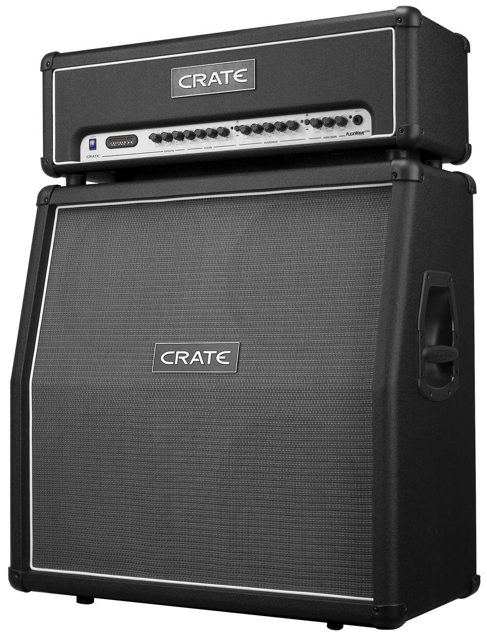 Amplificatore Chitarra CRATE Testata + Cassa transistor