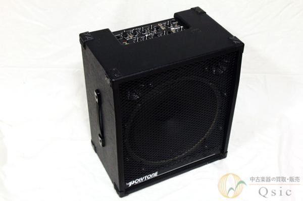 "Amplificatore Basso Polytone Sonic Bass 15"""