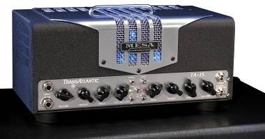 Testata Chitarra Mesa Boogie Transatlantic TA15 Valvolare