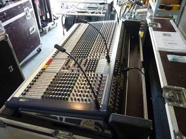 Mixer Soundcraft GB 4  32 Canali con Fly Case