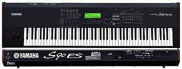Tastiera YAMAHA S90 ES  88 TASTI PESATI EX DEMO