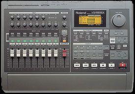 Registratore Roland VS880 EX Nuovo di negozio con imballo
