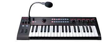 Tastiera Korg R3 Synthesizer Vocoder