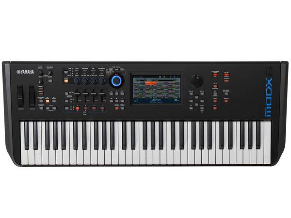 Tastiera Yamaha Modx6 nuova con Imballo e Garanzia